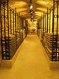 Winery Cellar
