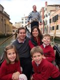 Leese Family Venice Boat Tour