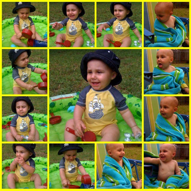 Jake baby pool